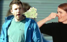 «Не дышите»: знаменитости с неприятным запахом изо рта