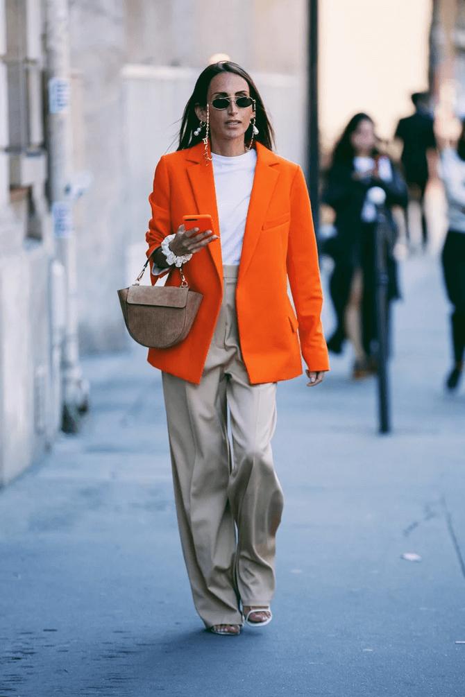 Бежеві штани для жінок – з чим поєднувати 13