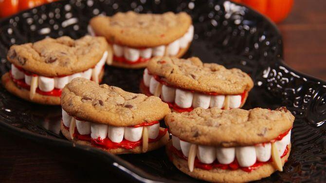 Жахливо смачно: рецепти печива на Геловін 1