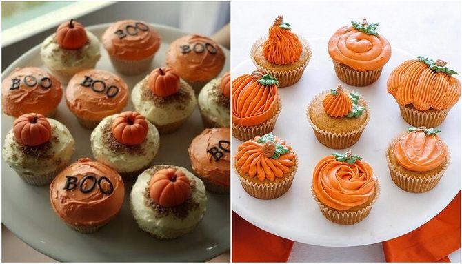 Капкейки на Хэллоуин: варианты декора для ужасно популярного лакомства 10