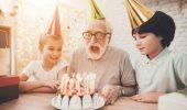 Привітання з Днем народження дідусеві в віршах, прозі і листівках