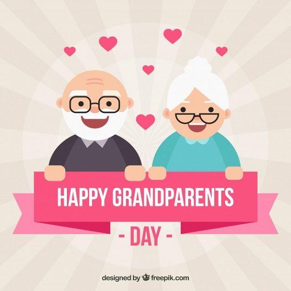 Привітання в День бабусь і дідусів - картинки, вірші і проза