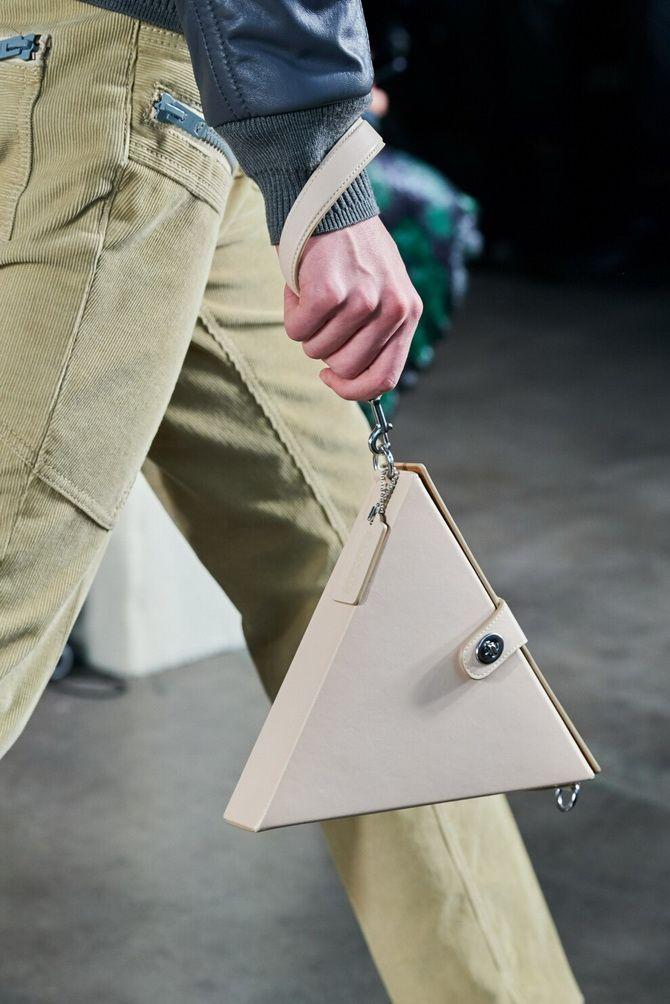 Геометрические сумки — хит сезона 2020-2021 7