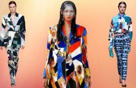 Одяг в стилі печворк – модна тенденція 2021