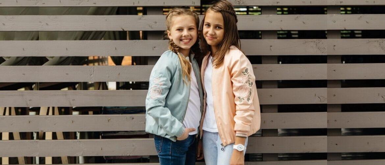 Модные осенние куртки для девочек 2020-2021