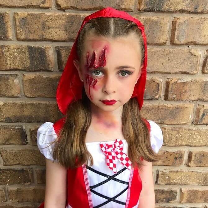 Напугать, удивить, очаровать: грим на Хэллоуин-2020 38