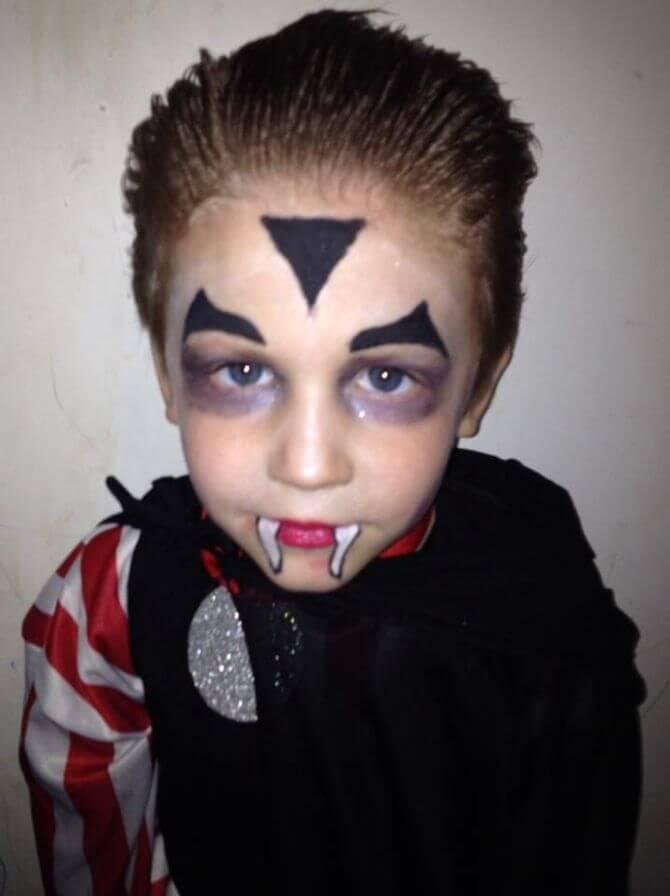 Напугать, удивить, очаровать: грим на Хэллоуин-2020 43