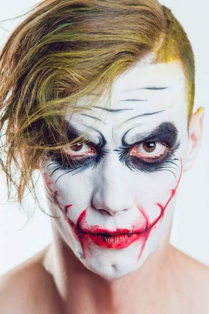Напугать, удивить, очаровать: грим на Хэллоуин-2020 27