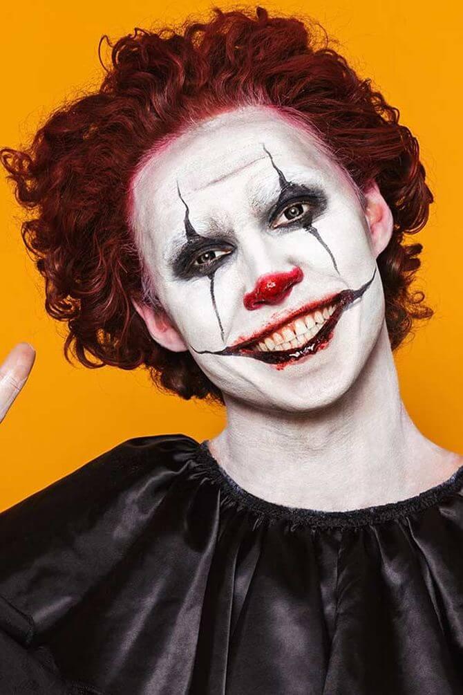 Напугать, удивить, очаровать: грим на Хэллоуин-2020 28