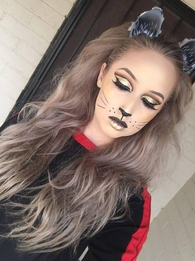 Напугать, удивить, очаровать: грим на Хэллоуин-2020 9