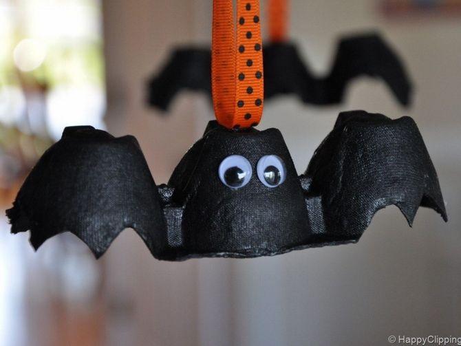 Мастерим поделки на Хэллоуин: ТОП-30 идей для праздничного креатива своими руками 21