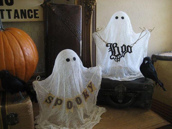 Мастерим поделки на Хэллоуин: ТОП-30 идей для праздничного креатива своими руками 17