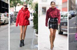 Модные образы с худи 2021: самые интересные идеи