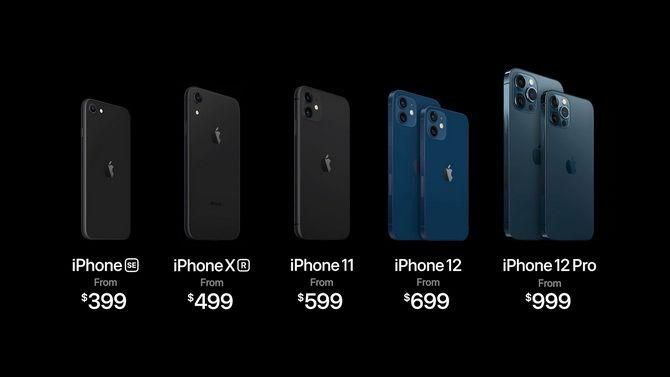 Презентация состоялась: компания Apple показала новую линейку iPhone 12 1