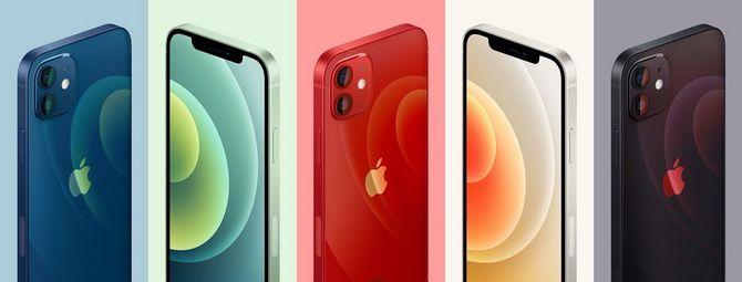 Презентация состоялась: компания Apple показала новую линейку iPhone 12 3