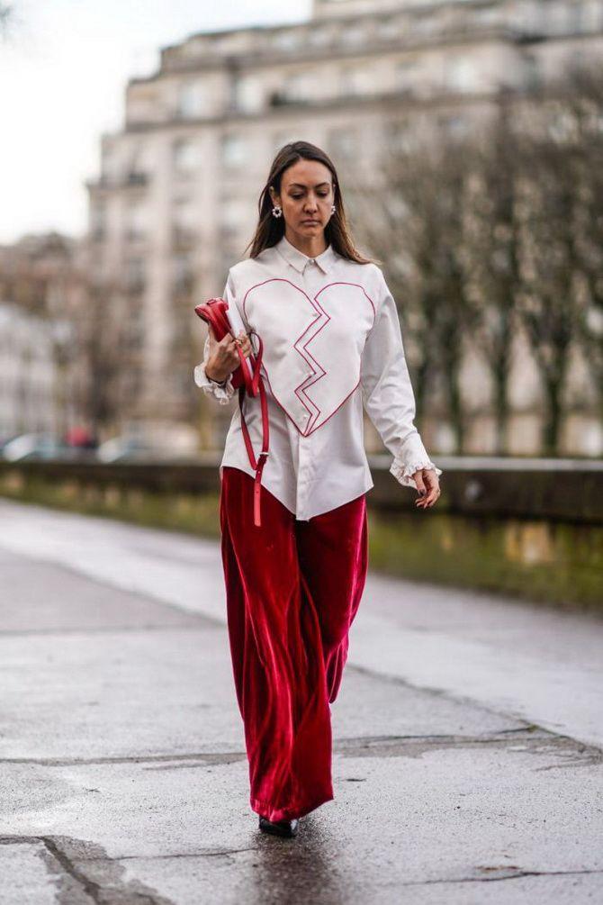 Юбка-брюки — как носить в сезоне осень-зима 2020-2021 1