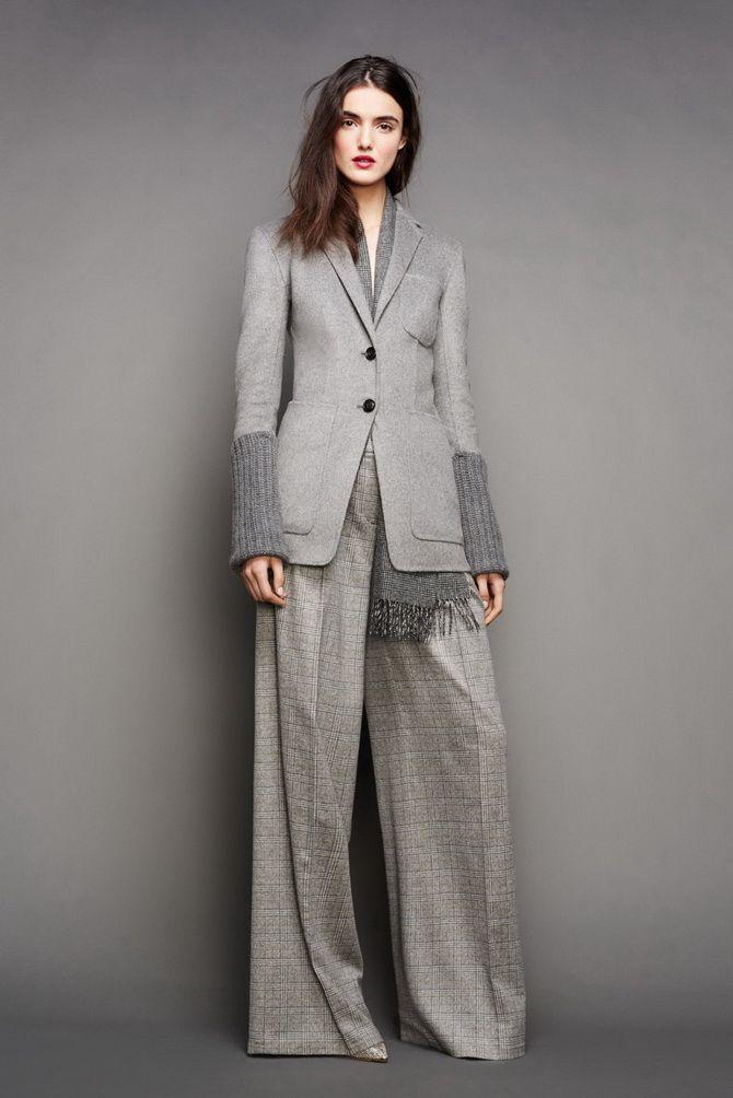Юбка-брюки — как носить в сезоне осень-зима 2020-2021 7
