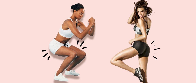 Підкачуємо сідниці: топ-7 ефективних вправ