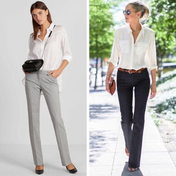 Советы, как выбрать идеальные брюки 8