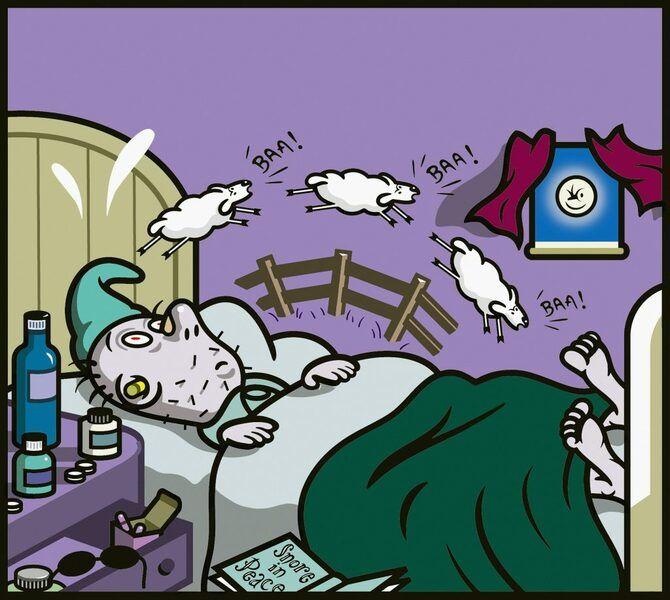 Солодкий сон, або Як перемогти безсоння без ліків 1