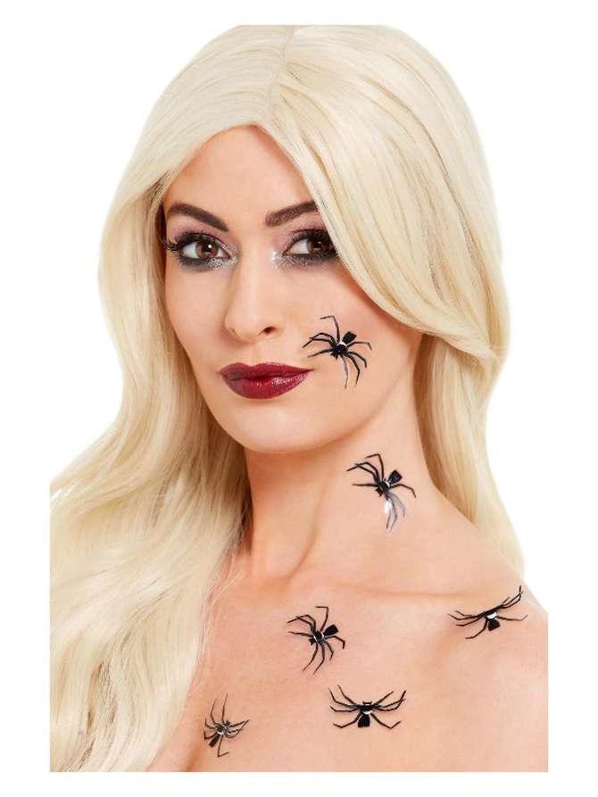 61 жуткая, но красива идея макияжа на Хэллоуин 2020 45