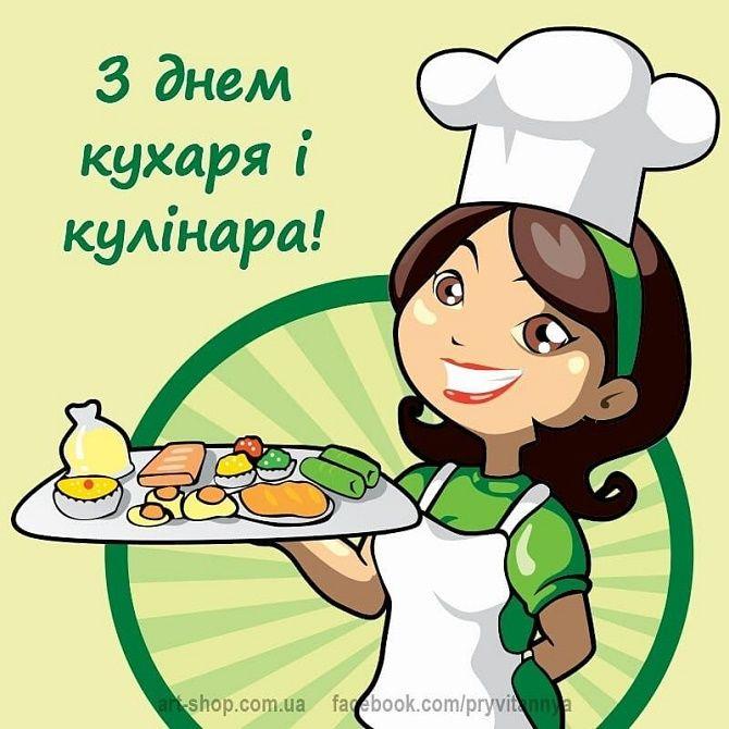 День кухаря 2020