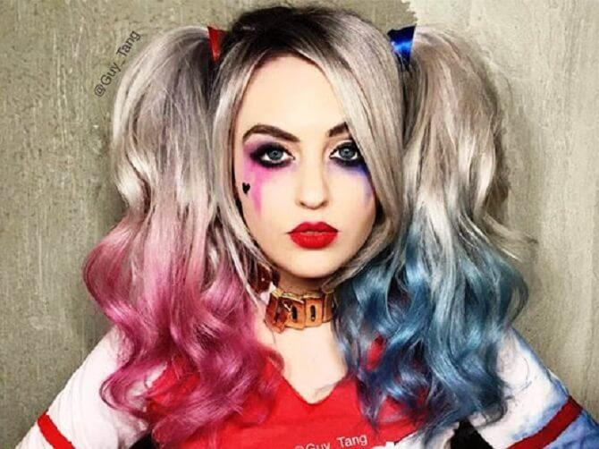 Легкий макияж на Хэллоуин: самые крутые идеи для взрослых и детей 12