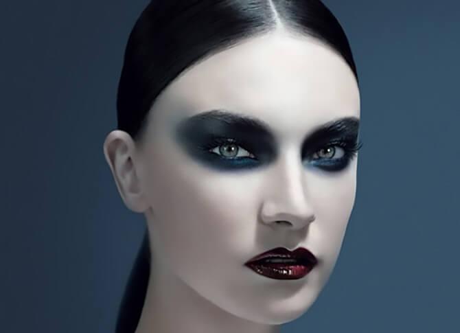 Легкий макияж на Хэллоуин: самые крутые идеи для взрослых и детей 16