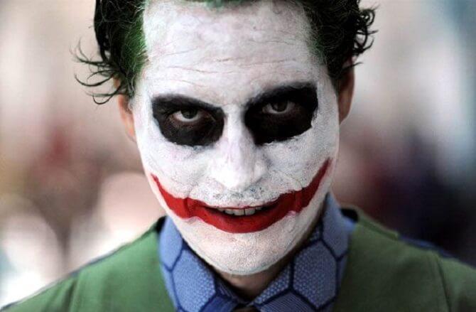 Легкий макияж на Хэллоуин: самые крутые идеи для взрослых и детей 36