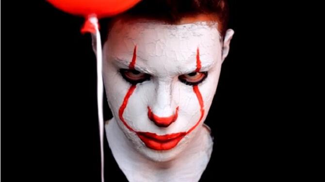Легкий макияж на Хэллоуин: самые крутые идеи для взрослых и детей 37