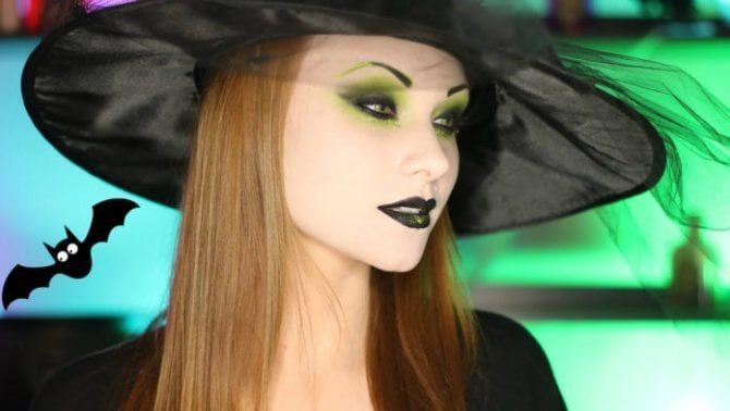 Легкий макияж на Хэллоуин: самые крутые идеи для взрослых и детей 31