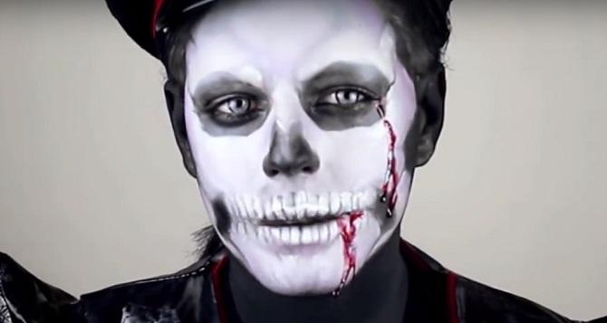 Легкий макияж на Хэллоуин: самые крутые идеи для взрослых и детей 38