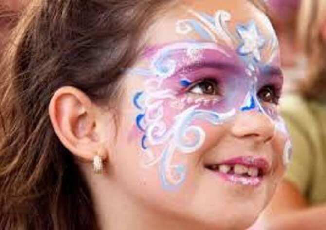 Легкий макияж на Хэллоуин: самые крутые идеи для взрослых и детей 49