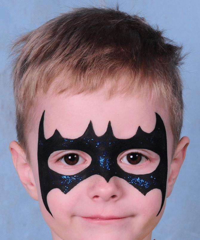 Легкий макияж на Хэллоуин: самые крутые идеи для взрослых и детей 51