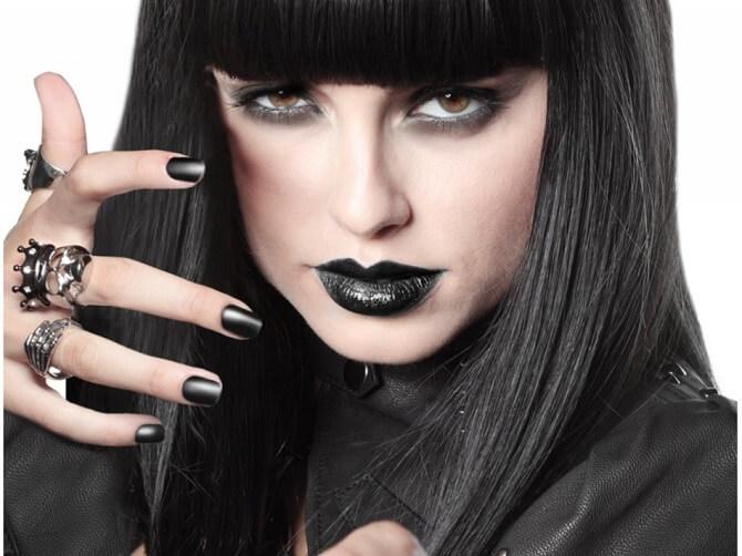 Макияж ведьмы на Хэллоуин: топ-40+ крутых идей для девушек и детей, фото 17