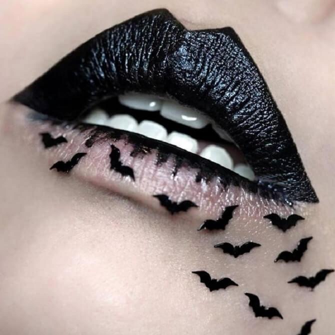 Макияж ведьмы на Хэллоуин: топ-40+ крутых идей для девушек и детей, фото 36