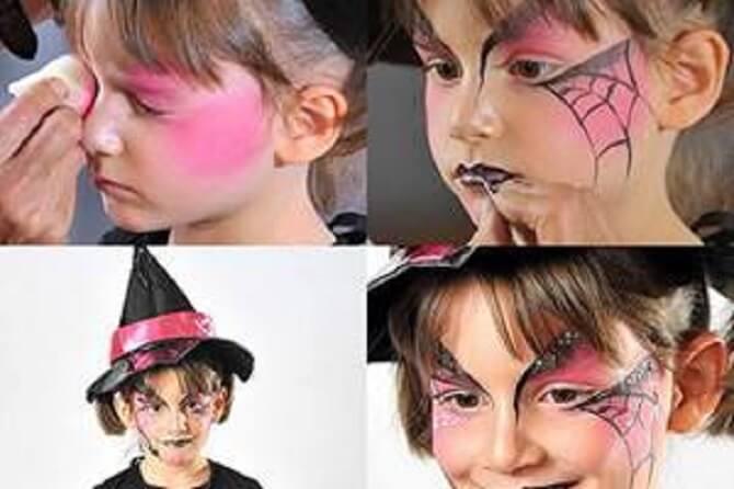 Макияж ведьмы на Хэллоуин: топ-40+ крутых идей для девушек и детей, фото 39