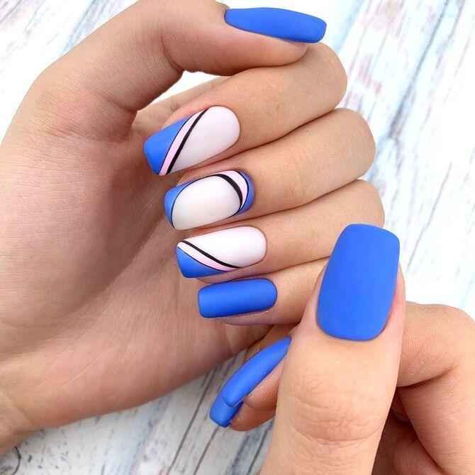 Різні руки – гарячий nail-тренд 2020 2021 10