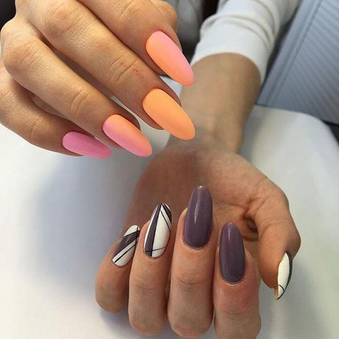 Різні руки – гарячий nail-тренд 2020 2021 11