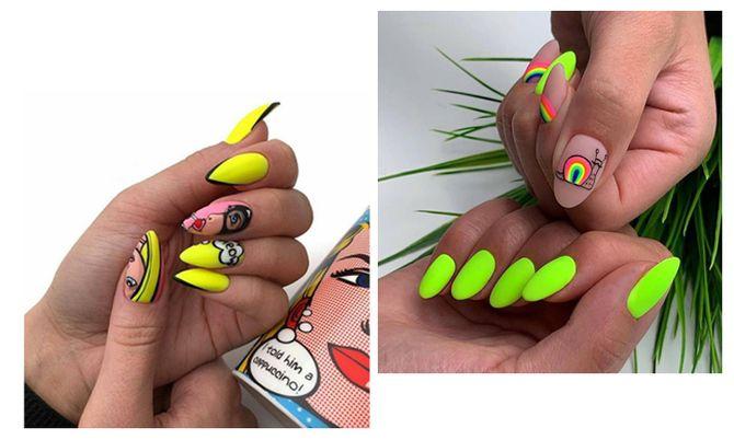 Різні руки – гарячий nail-тренд 2020 2021 13