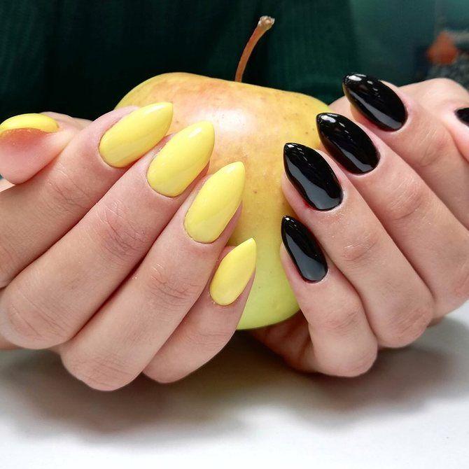 Разные руки – горячий nail-тренд 2020 2021 18