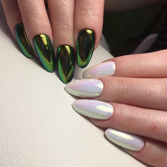 Різні руки – гарячий nail-тренд 2020 2021 19