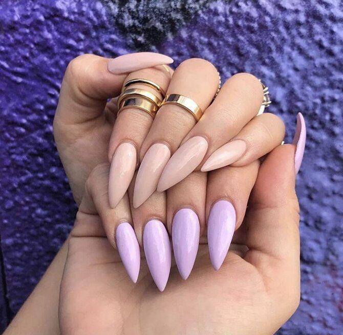 Різні руки – гарячий nail-тренд 2020 2021 2