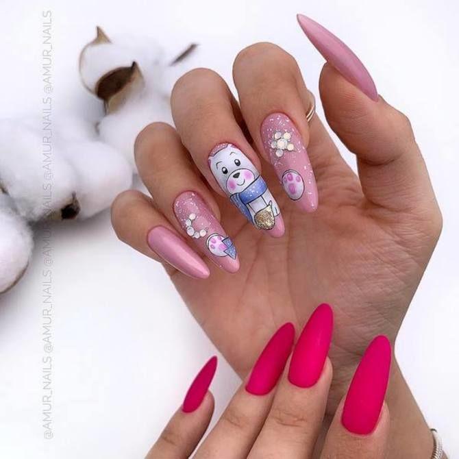 Різні руки – гарячий nail-тренд 2020 2021 24