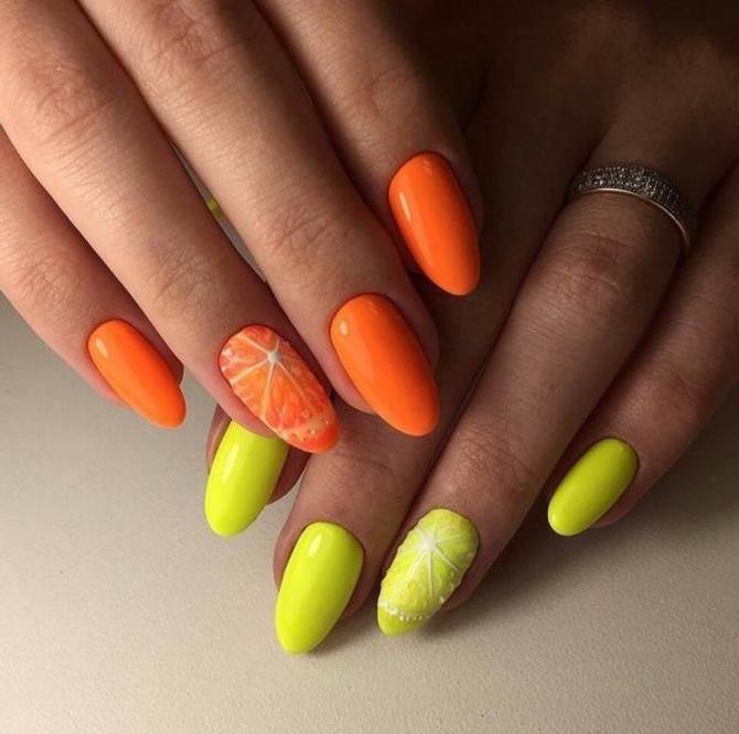 Разные руки – горячий nail-тренд 2020 2021 28
