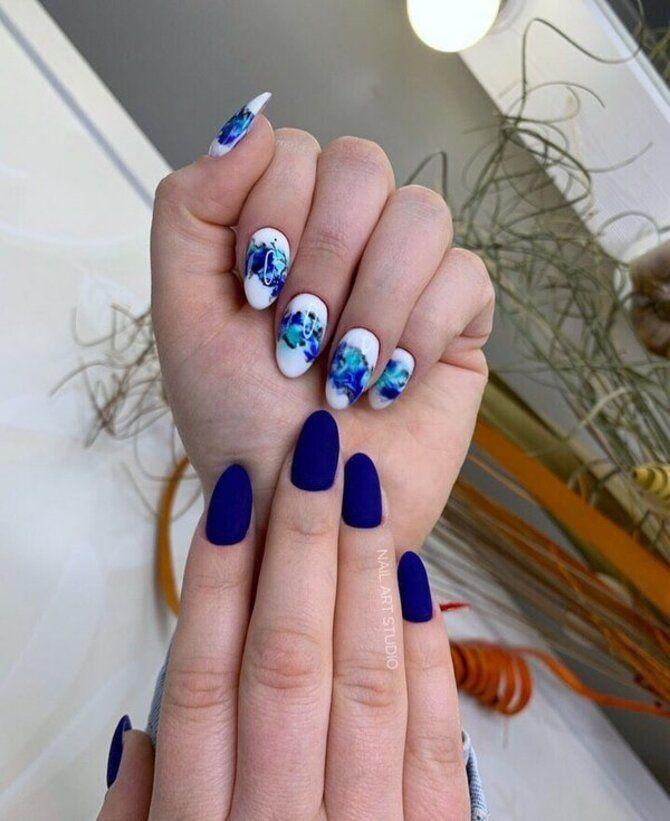 Різні руки – гарячий nail-тренд 2020 2021 3