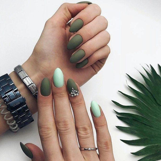 Різні руки – гарячий nail-тренд 2020 2021 30