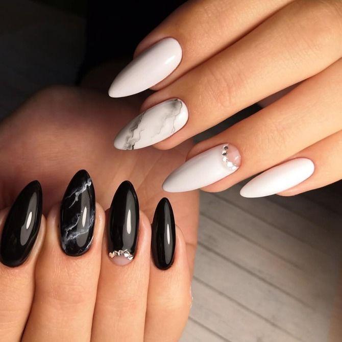 Різні руки – гарячий nail-тренд 2020 2021 4