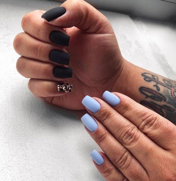 Різні руки – гарячий nail-тренд 2020 2021 6