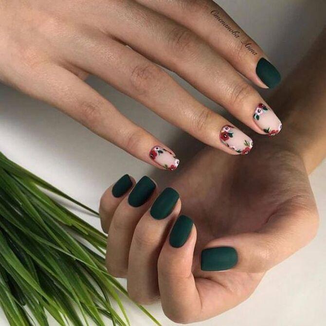 Разные руки – горячий nail-тренд 2020 2021 8